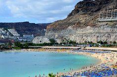 Amadores Beach - http://canaryislands.hot-travels.com/amadores-beach/