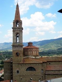 CASTIGLION FIORENTINO (Toscana) - by Guido Tosatto