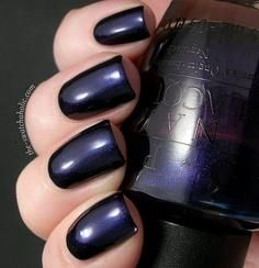 This is my favorite! My signature color! Russian Navy! <3