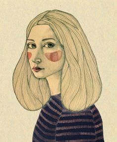 Susie by Sofia Bonati, via Behance