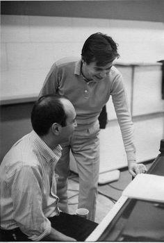 João Donato e Tom Jobim - New York,1964 | por Branca Dias