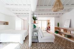 Apartamento em Saint Andreu,© Aitor Estévez