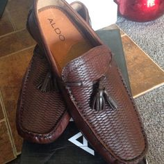 Aldo Mens Shoes Brand new, never used with original box. Aldo Shoes, Men's Shoes, Oxford Shoes, Dress Shoes, Men's Casual Wardrobe, Branded Shoes For Men, Loafer Flats, Loafers, Shoe Brands