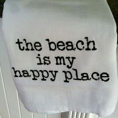 If there ever was a #TRUTH, this is it! We love this flour sack towel that spells it out! Oversized towel hails from Washington state is perfect as an add-on for a gift of wine or if you are going to