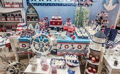 Feira traz novidades e tendências para decoração e festas infantis - Filhos - iG