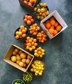 I have all of the citrus around this week for a fun project I'm working on for @freshbeauty. ...
