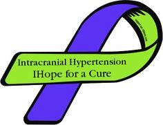 I have Intracranial Hypertension or Pseudotumor Cerebri