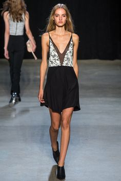 Spring 2015 Ready-to-Wear - Narciso Rodriguez