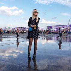 Hi Berlin #Lollapalooza today w/ @superdryglobal #superdrysummer #festivalstyle by styleshiver