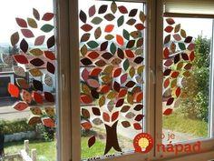 Ventanas otoño – # Otoño – for teens – herbst Decoration Creche, Diy For Kids, Crafts For Kids, Autumn Crafts, Window Art, Classroom Decor, Fall Halloween, Fall Decor, Diy And Crafts