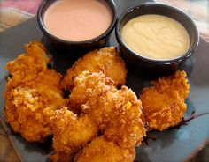 Planet Hollywood Captain Crunch Chicken