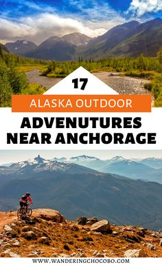 17 Outdoor Adventure Activities Near Anchorage - Bushcraft Camping & Nature Travel Destinations Alaska Travel, Canada Travel, Usa Travel, Travel Tips, Alaska Trip, Alaska Cruise, Cool Places To Visit, Places To Travel, Places To Go
