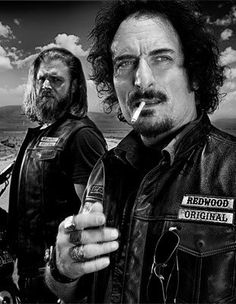 Opie  Tig - Sons of Anarchy