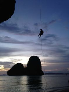 Climb with us in paradise! Krabi, Railay Beach rock climbing for all levels, Family and children trips, Beginner, Intermediate, Advanced. Multipitch, rescue Course.