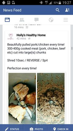 Min Holly, Pork, Beef, Chicken, Healthy, Thermomix, Kale Stir Fry, Meat, Pigs