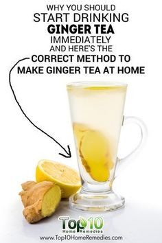 DIY Ginger Tea and Its Health Benefits Why You Should Start Drinking Ginger Tea Immediately and Here& The Correct Method to Make Ginger Tea at Home! The post DIY Ginger Tea and Its Health Benefits & Ginger appeared first on Ginger water . Water Recipes, Yummy Recipes, Detox Recipes, Healthy Recipes, Drink Recipes, Ginger Drink Recipe, Recipes With Ginger Root, Home Remedies, Natural Remedies