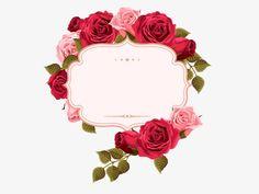 Flowery Wallpaper, Framed Wallpaper, Flower Background Wallpaper, Flower Backgrounds, Iphone Wallpaper, Floral Logo, Cardboard Crafts, Cute Cartoon Wallpapers, Floral Border
