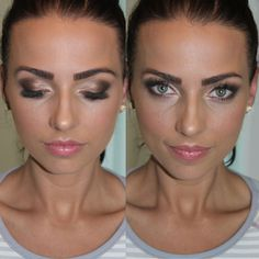 Stunning bridal makeup tips~ get this look @ kissablecomplexions.com