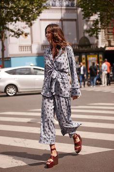 Street Style Alta Costura/ París, julio de 2016 (IV)