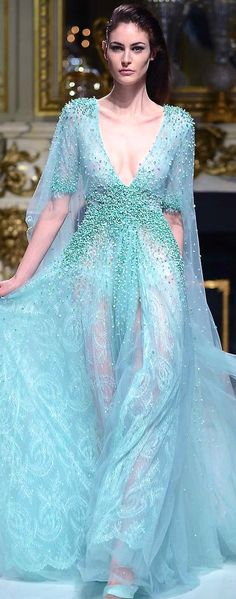 CHARLOTTE LICHA ... reminds me Elsa from Frozen :D