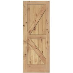 Steves Sons 2-Panel Barn Door Solid Core Unfinished Knotty Alder Interior Door Slab found on Polyvore featuring polyvore, doors, windows and backgrounds