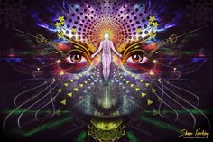 Visionary Art By: Shawn Hocking