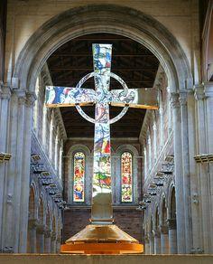 Saint Anne's Cathedral in Belfast - Northern Ireland