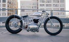#bobber #motorcycles #motos | caferacerpasion.com