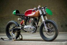 1963 Ducati 125 by Radical Ducati