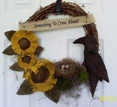 Primitive Fall/ Halloween Folk Art Country by WillowCreekPrims, $19.99