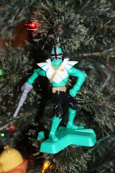 Power Rangers Super Megaforce Custom Christmas Hybrid ...