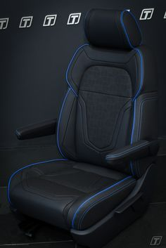 Car Seat Upholstery, Car Interior Upholstery, Automotive Upholstery, Bespoke Cars, Leather Car Seat Covers, Car Furniture, Truck Interior, Vans Style, Fit Car
