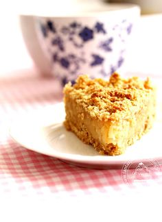 Healthy Desserts, Vanilla Cake, Sweet Recipes, Muffin, Food And Drink, Sugar, Breakfast, Dom, Cakes