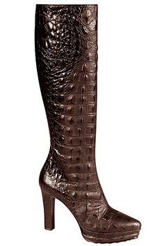 #Alberta Ferretti  - 2012 Fall-Winter....I LOVE THESE BOOTS!!