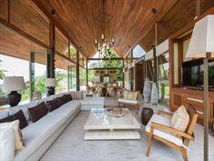 Koh Samui Thailand, Interior And Exterior, Interior Design, Luxury Villa Rentals, Luxury Accommodation, Ubud, Guest Bedrooms, Luxurious Bedrooms, Living Area