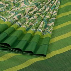 Ghanshyam Sarode Printed Kota Cotton Saree with Dobby Border 10008214 - profile - AVISHYA.COM