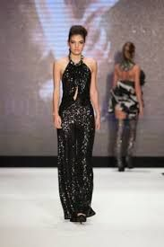 Julian Chang's Collection at the annual Miami Beach International Fashion Week Prom Dresses, Formal Dresses, International Fashion, Miami Beach, Peru, Magazine, Collection, Google Search, Style