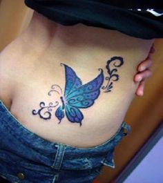 1000+ images about Butterfly tattoos on Pinterest ...
