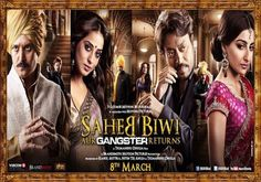 BRAND NEW SONG:  The official video of ' Jugni ' by Jazzy B from the movie Saheb Biwi Aur Gangster Returns