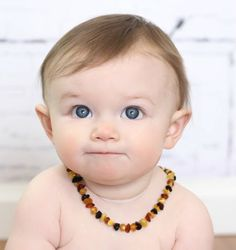 Complete info about Teething necklace :) You guys should check it out…
