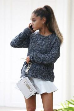 Ariana Grande Los Angeles May 12 2015
