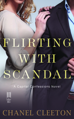 Flirting with Scandal (Capital Confessions #1) by Chanel Cleeton A wonderful book with an intriguing storyline and great characterisation. Loved the setting. Has a strong, female character. The chemistry between the h/H is sizzling. All in all, this is a must read for all romance readers! 5 stars from Angel B