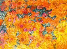 GALERIA PALOMO MARIA: ANEMONAS MARINAS Painting, Art, Scenery, Art Background, Painting Art, Kunst, Paintings, Performing Arts, Painted Canvas