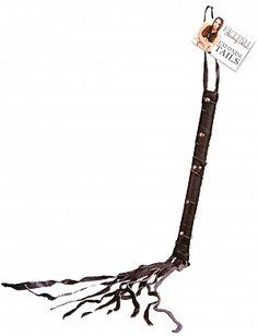 store product bdsm flirting adult games products black glove leather bondage flogger whip spanking p
