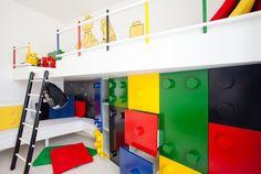 Quartos de Brinquedos para os Pequenos! Decore para Rir, Sonhar e Brincar | Projetos Designer de Interior