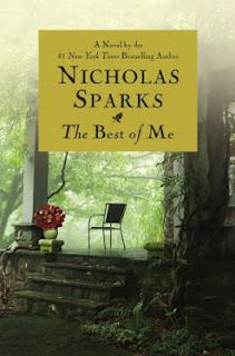The Best of Me by Nicholas Sparks only one I still need for my collection :)