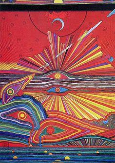 Kiyoshi Awazu Details Details of Awazu's Exhibition Poster, Kizashi, December 1975 Art Inspo, Kunst Inspo, Inspiration Art, Japanese Wall Art, Japanese Art Modern, Japanese Design, Traditional Japanese, Art Mural Japonais, Art Hippie