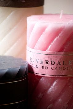 Riverdale Scented Candle by me