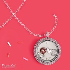 Origami Owl's Valentine Day 2016. Just click on the pic to order today.