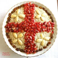 The pomegranate in Greek Mythology and the Origins of This Most Ancient Superfood - Greeker Than The Greeks Greek Wedding Traditions, Family Traditions, Delicious Desserts, Yummy Food, Yummy Yummy, Orthodox Christianity, Orthodox Prayers, Greek Culture, Fun Cooking